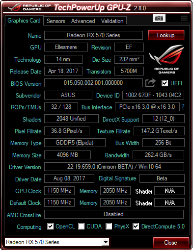 How to MOD RX570 BIOS to get 29 8MH/s for Ethereum Mining on