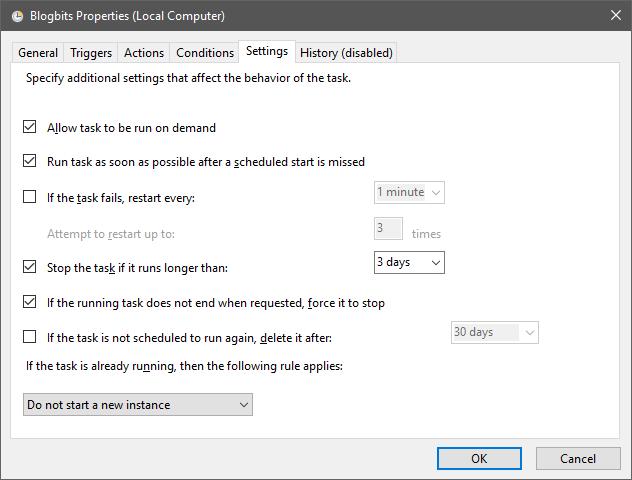 How to use Laravel Task Scheduler on Windows 10 – Quantizd