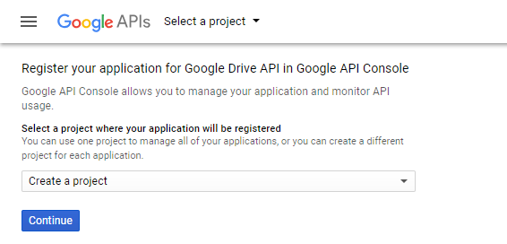 Using Google Drive REST API with Laravel – Quantizd