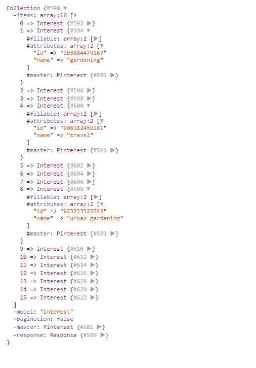 Integrating Pinterest API in Laravel – Quantizd