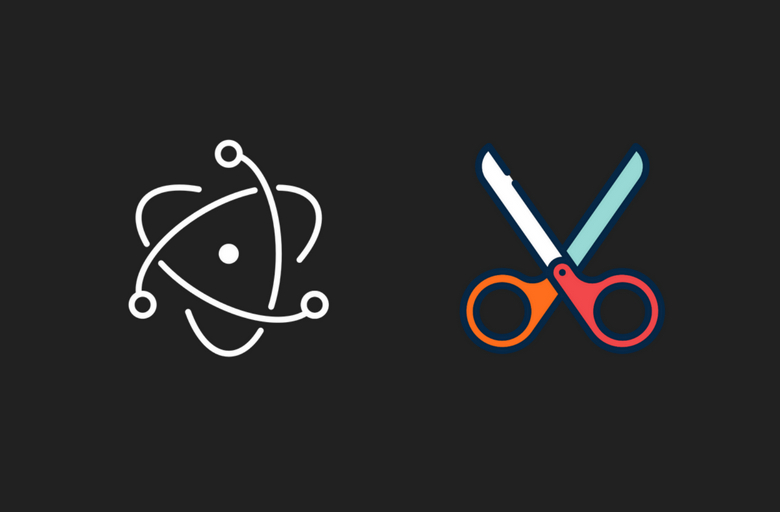 Building a Snipping Tool with Electron, React and Node js
